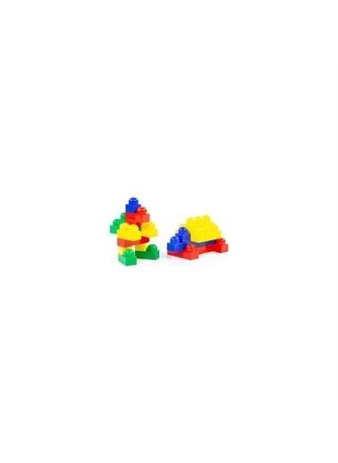 Polesie Polesie Junior Tam Set 93 ParÇa Çantalı Lego Seti Renkli